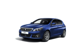 PEUGEOT 308 1.5 BlueHDi 130ch S&S Allure Business EAT8