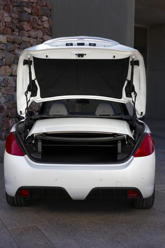 fiche technique peugeot 308 cc essence 1 6 vti 16v sport pack de 2009 2011. Black Bedroom Furniture Sets. Home Design Ideas