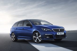 PEUGEOT 308 SW 1.5 BlueHDi 130ch S&S Allure Business EAT6