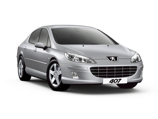 PEUGEOT 407 1.6 HDi FAP Business Pack