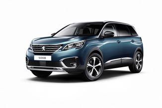 PEUGEOT 5008 1.6 BlueHDi 120ch Allure Business S&S EAT6