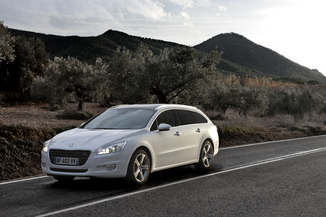 PEUGEOT 508 SW 1.6 HDi115 FAP Business Pack