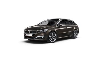 PEUGEOT 508 SW 2.0 BlueHDi 180ch FAP Allure Business EAT6