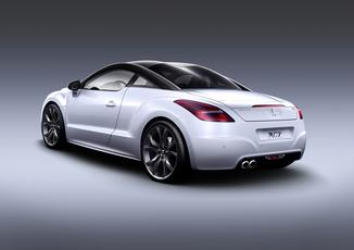 fiche technique peugeot rcz 2 0 hdi fap 163ch l 39. Black Bedroom Furniture Sets. Home Design Ideas