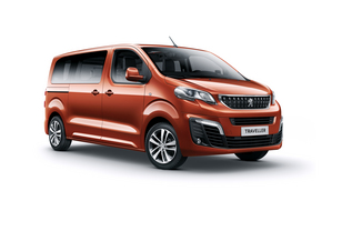 PEUGEOT Traveller 2.0 BlueHDi 180ch Long Allure S&S EAT6