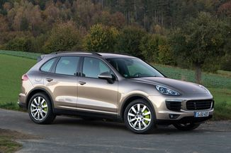 fiche technique porsche cayenne ii 958 3 0 262ch diesel l 39. Black Bedroom Furniture Sets. Home Design Ideas