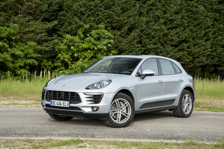 PORSCHE Macan 3.6 V6 440ch Turbo Pack Performance