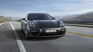 Porsche Panamera II 4.0 V8 550ch Turbo Executive Euro6d-T (01-2019)