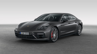 PORSCHE Panamera 4.0 V8 680ch Turbo S E-Hybrid Executive