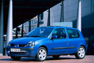 fiche technique renault clio ii 1 4 75ch rte 5p 1999. Black Bedroom Furniture Sets. Home Design Ideas