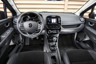 fiche technique renault clio iv dci 75 energy zen 5p l 39. Black Bedroom Furniture Sets. Home Design Ideas
