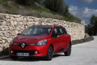RENAULT Clio Estate 1.2 TCe 120ch Graphite EDC eco²