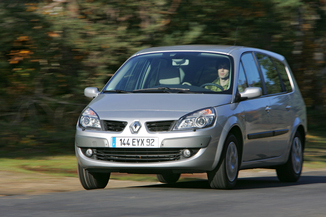 RENAULT Grand Scenic 1.5 dCi 105ch FAP Expression 5 places