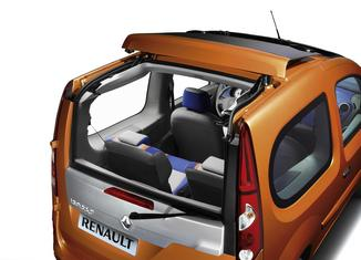 fiche technique renault kangoo be bop ii k61 1 5 dci 105ch euro5 l 39. Black Bedroom Furniture Sets. Home Design Ideas
