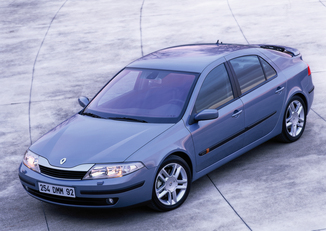 Renault Laguna II 1.9 dCi110 Authentique (09/2004)