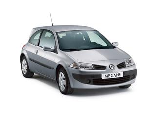 Renault Megane 2 Coupé