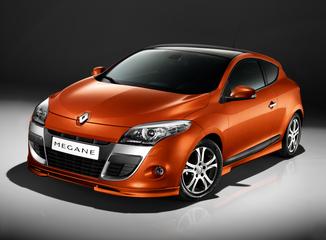 RENAULT Megane Coupe 1.5 dCi 110ch FAP Dynamique eco² Euro5