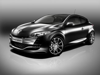 fiche technique renault megane coupe iii d95 2 0t 265ch. Black Bedroom Furniture Sets. Home Design Ideas