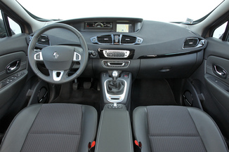 fiche technique renault scenic iii 1 5 dci110 fap business 2012. Black Bedroom Furniture Sets. Home Design Ideas