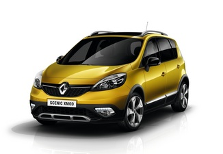 fiche technique renault scenic xmod iii j95 1 5 dci 110ch bose edc 2015 l 39. Black Bedroom Furniture Sets. Home Design Ideas