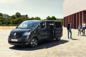renault trafic navette actualit essais cote argus neuve et occasion l argus. Black Bedroom Furniture Sets. Home Design Ideas