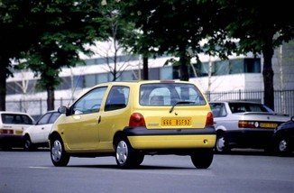 fiche technique renault twingo i 1 2 58ch initiale 1999. Black Bedroom Furniture Sets. Home Design Ideas