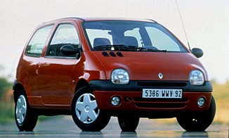 fiche technique renault twingo i 1 2 58ch fidji 2000. Black Bedroom Furniture Sets. Home Design Ideas