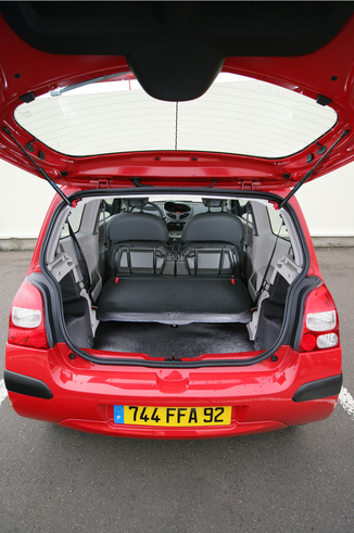 fiche technique renault twingo ii 1 2 16v initiale 2008. Black Bedroom Furniture Sets. Home Design Ideas