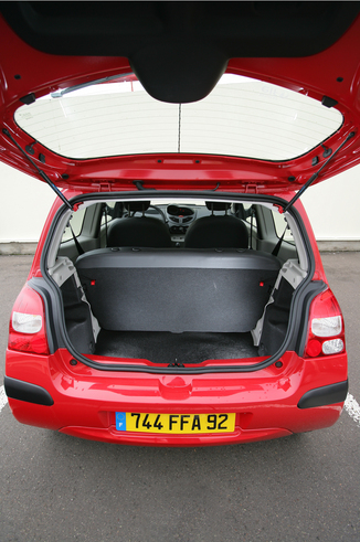fiche technique renault twingo ii 1 5 dci65 rip curl 2010. Black Bedroom Furniture Sets. Home Design Ideas