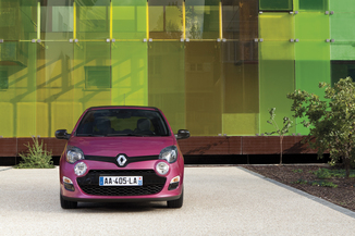 fiche technique renault twingo ii c44 1 5 dci 75ch dynamique eco l 39. Black Bedroom Furniture Sets. Home Design Ideas