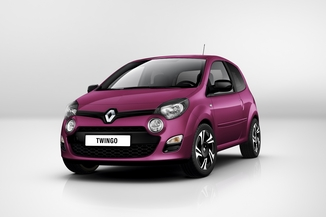 RENAULT Twingo 1.2 LEV 16v 75ch Authentique eco²