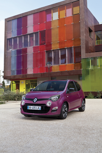 fiche technique renault twingo ii 1 2 lev 16v 75 limited eco 2014. Black Bedroom Furniture Sets. Home Design Ideas