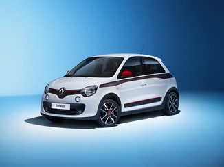 RENAULT Twingo 0.9 TCe 90ch energy Limited 2017