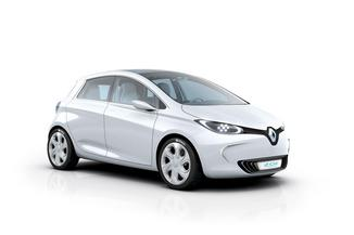RENAULT Zoe Intens charge normale Type 2