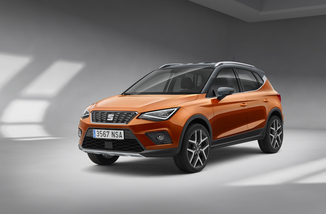 SEAT Arona 1.0 TGI 90ch GNV Start/Stop Style Business