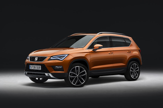 SEAT Ateca 2.0 TDI 150ch Start&Stop Style Business