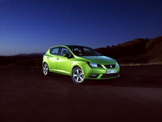 SEAT Ibiza 1.6 TDI 90ch FR 5p