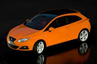 SEAT Ibiza SC 1.6 TDI90 FAP Sport 3p