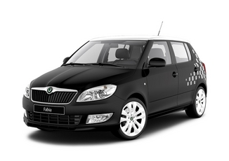 fiche technique skoda fabia ii 1 2 visage l 39. Black Bedroom Furniture Sets. Home Design Ideas