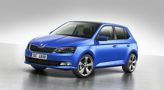 SKODA Fabia 1.0 MPI Tour de France 60ch Greentec