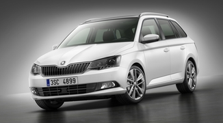 SKODA Fabia Break 1.2 TSI 110ch Style DSG7 Greentec