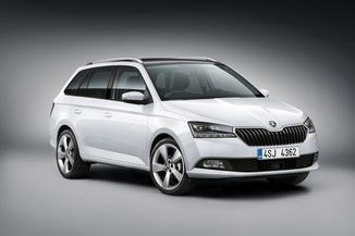 SKODA Fabia Break 1.0 MPI 75ch Business