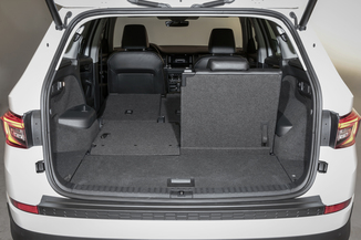 fiche technique skoda kodiaq 2 0 tdi 150 scr style 4x4 7 places l 39. Black Bedroom Furniture Sets. Home Design Ideas