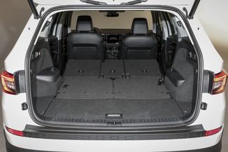 fiche technique skoda kodiaq 2 0 tdi 190 scr style 4x4 dsg. Black Bedroom Furniture Sets. Home Design Ideas
