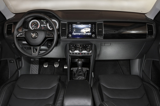 fiche technique skoda kodiaq 1 4 tsi 150ch style 4x4 dsg 5 places l 39. Black Bedroom Furniture Sets. Home Design Ideas