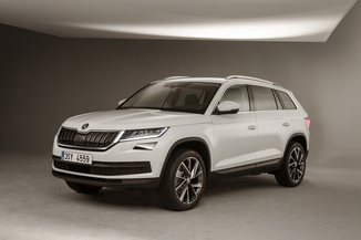 SKODA Kodiaq 2.0 TDI 150 SCR Active 4x4 7 places