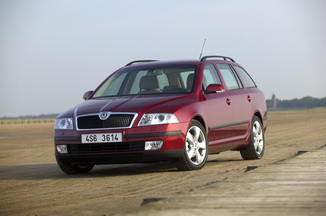Skoda Octavia Break II 2.0 TDI170 RS (07/2006)