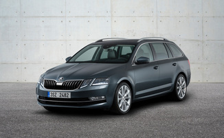 SKODA Octavia Break 1.0 TSI 116ch Active