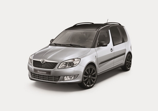 SKODA Roomster 1.2 TSI 85ch Ambition2