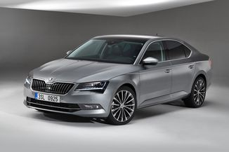 SKODA Superb 2.0 TDI150 Greentec Laurin&Klement DSG